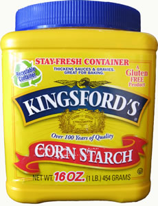 recipe: cornstarch or flour [5]