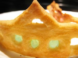 edible tiara pie