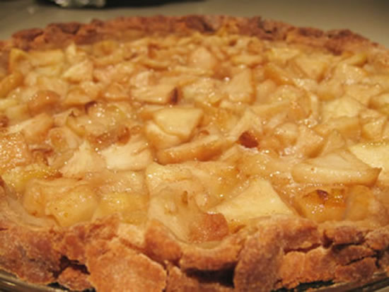 frecn pear pie recipes