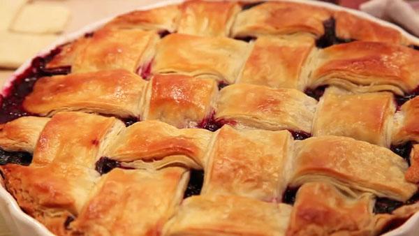 flaky tender pie crust