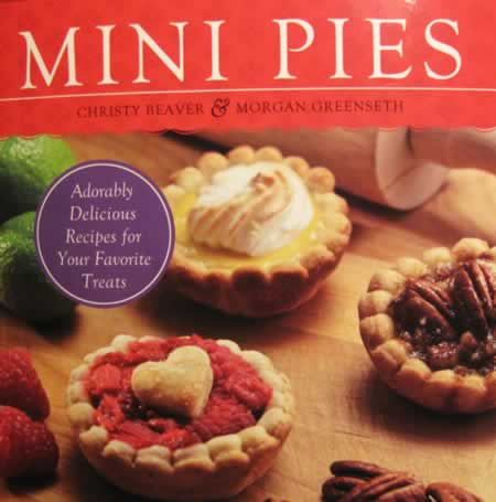 mini pies book front cover