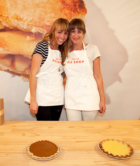pop up pie shop