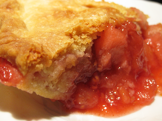 raspberry apple pie recipe