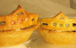royal tiara princess pies