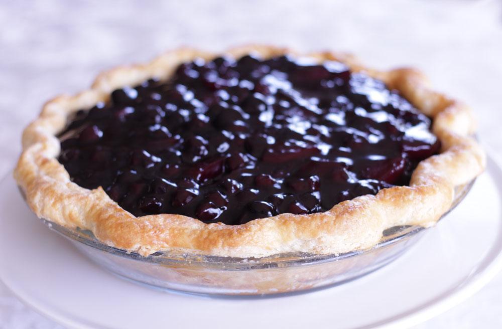 bang bang blueberry pie recipe