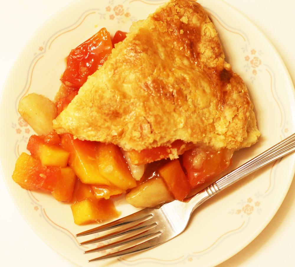 papaya pie recipe